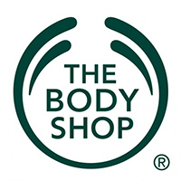 Kauppakeskus Sokkari - The Body Shop logo