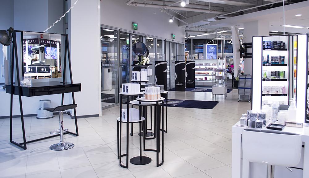 Kauppakeskus Sokkari - Sokos kosmetiikka