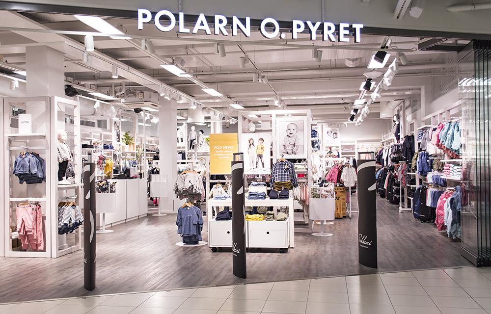 Kauppakeskus Sokkari - Polarn O. Pyret