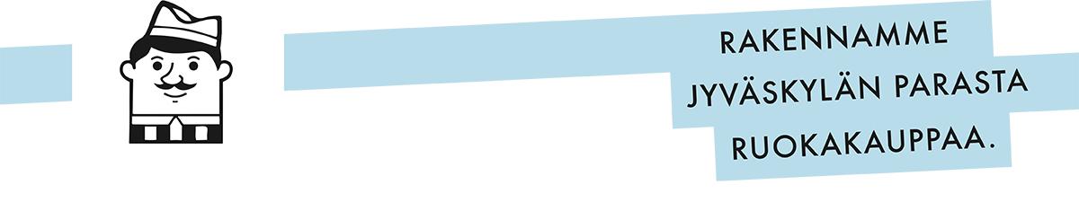Mestarin Herkun logo - Rakennamme Jyväskylän parasta ruokakauppaa